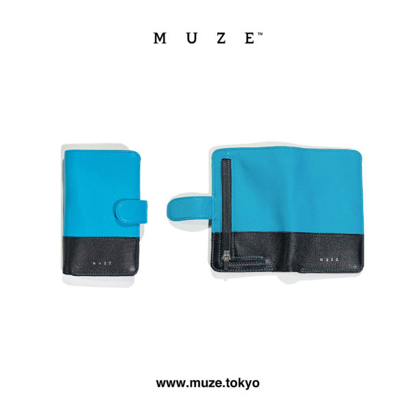 【NEW ARRIVAL】 MUZE – LEATHER SMART PHONE CASE