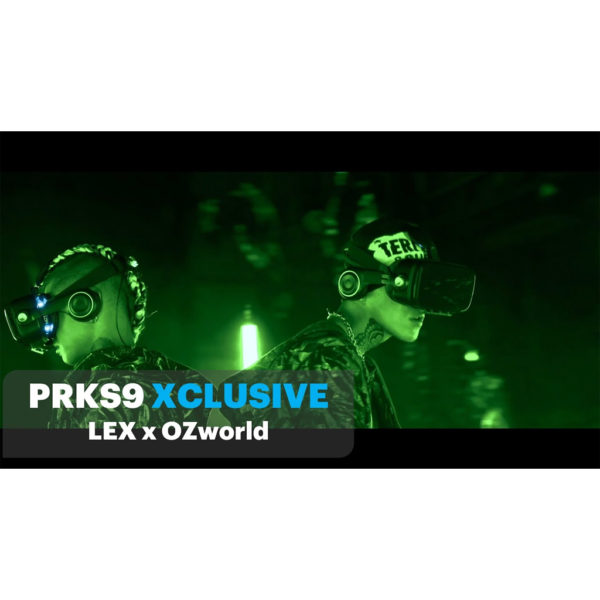 """PRDX PARADOX TOKYO"" ""MUZE"" 衣装提供 LEX x OZworld 『NEVER LOSE』 MV"
