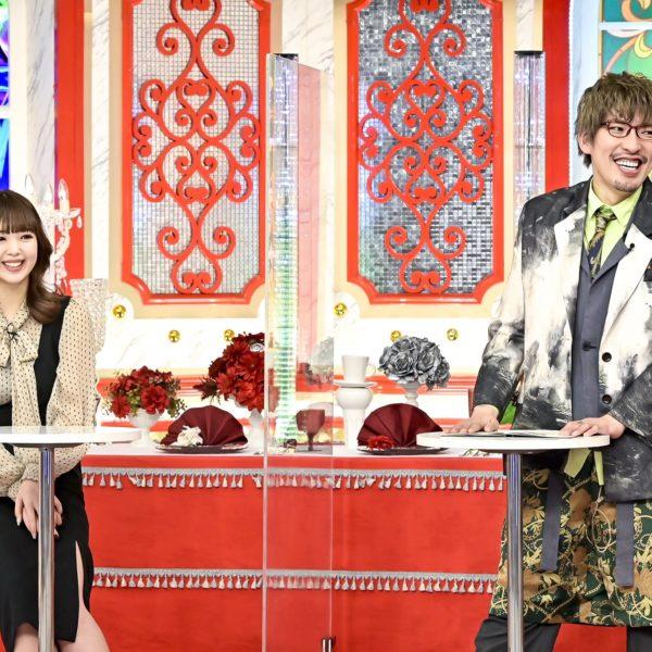 """""""MUZE"""" 衣装提供 """"EXIT/りんたろー"""" TBS系列「霜降りミキXIT」3月1日(月)放送分"""