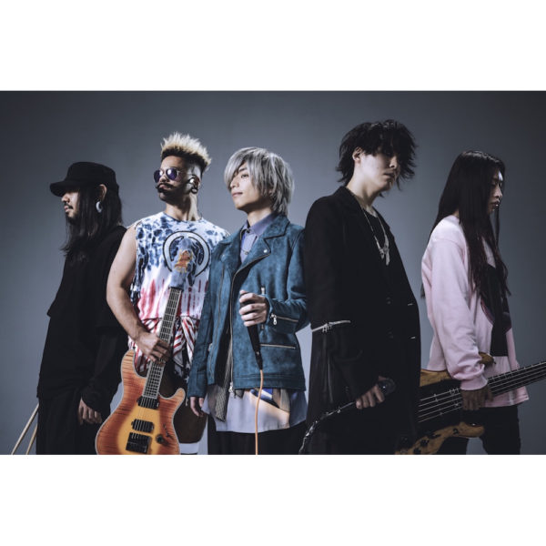 """PRDX PARADOX TOKYO"" 衣装提供 ""Fear, and Loathing in Las Vegas / So様"" 2021年アーティスト写真"